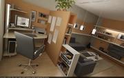 Дизайн интерьеров. 3D-визуализация