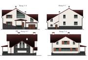 Разработка эскизного проекта дома