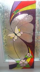 витражные изделия из стекла