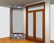 Водопады по стеклу для Вашего дома и офиса